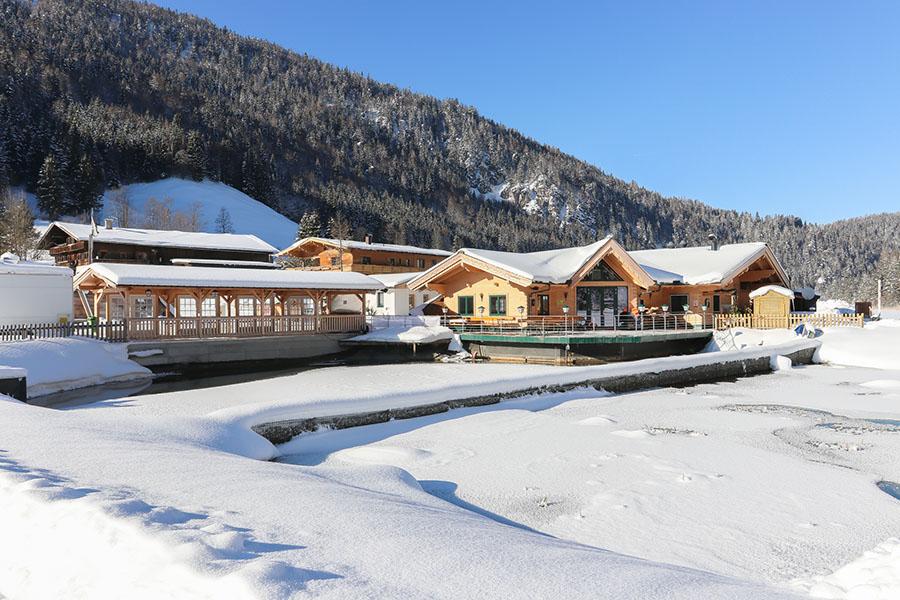 Die Forellenranch direkt am Pillersee | Restaurant im