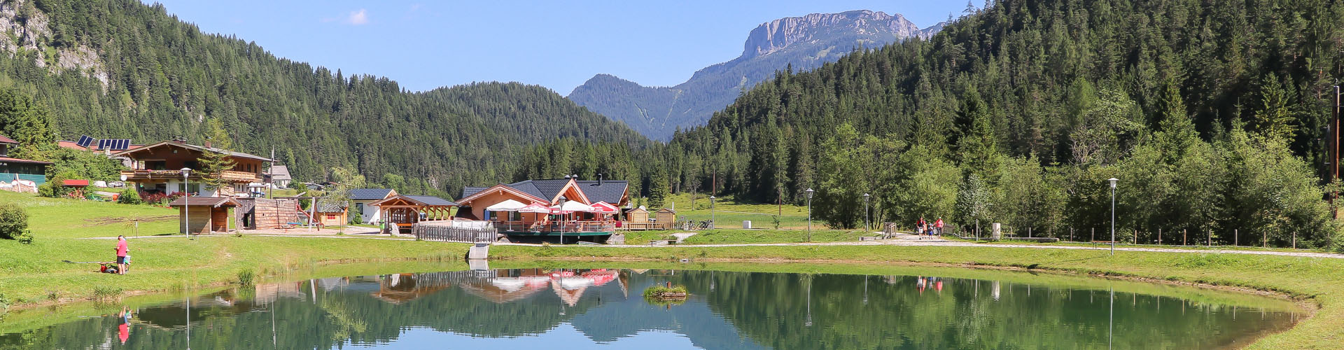 Forellenranch Pillersee 1